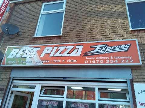 Best Pizza Express Restaurant In 22 Marlow Street Blyth